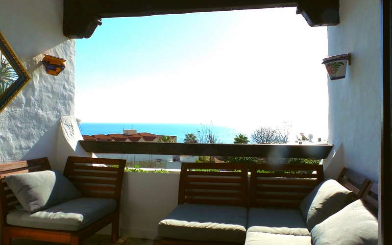 Fantastic Holiday Apartment with sea views in Torremolinos