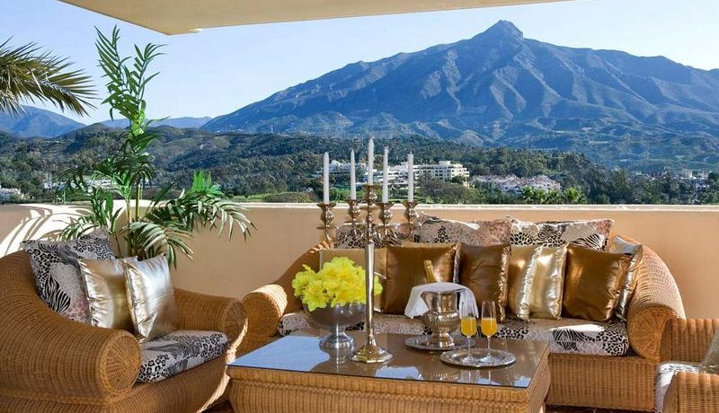 Marbella villa RRE
