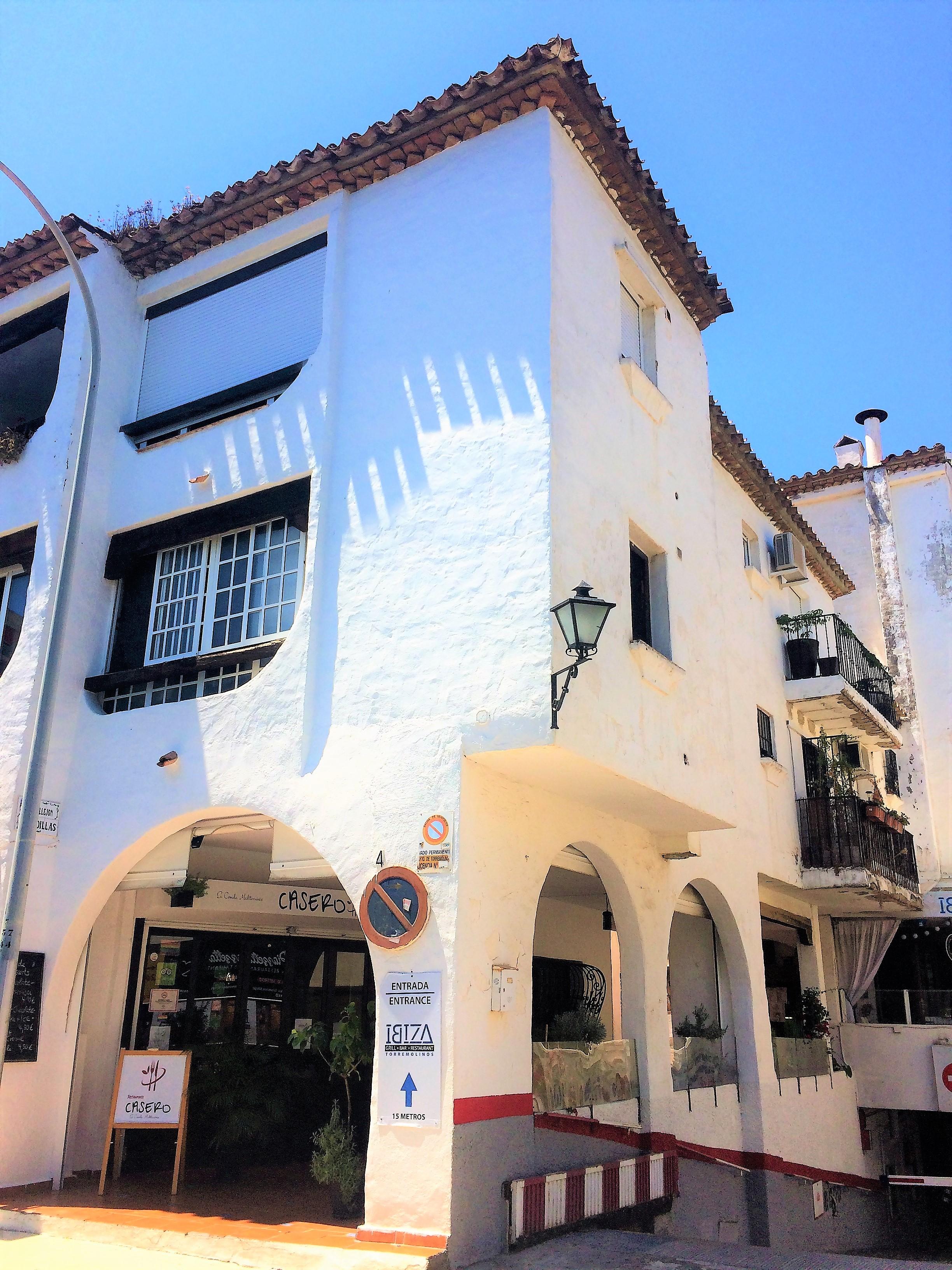 Stylish Apartment Pueblo Blanco