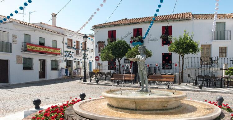 Benalmadena Pueblo Plaza de España 2