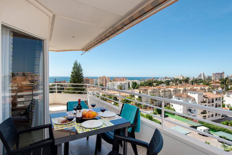 Amazing Sea View Apartment El Saltillo Alto